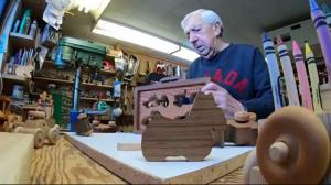 BC man makes toys for low-income families