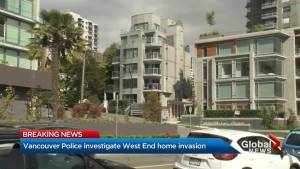 Woman in hospital after violent home invasion in Vancouver