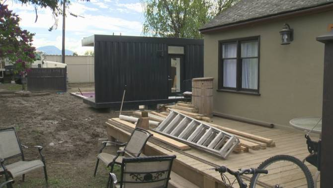 Container Homes Taking Off In Kelowna