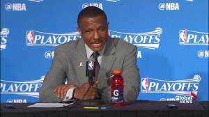 Raptors have to learn from tough Game 6 win over Bucks: Dwane Casey