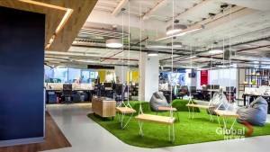 How traditional office space is changing
