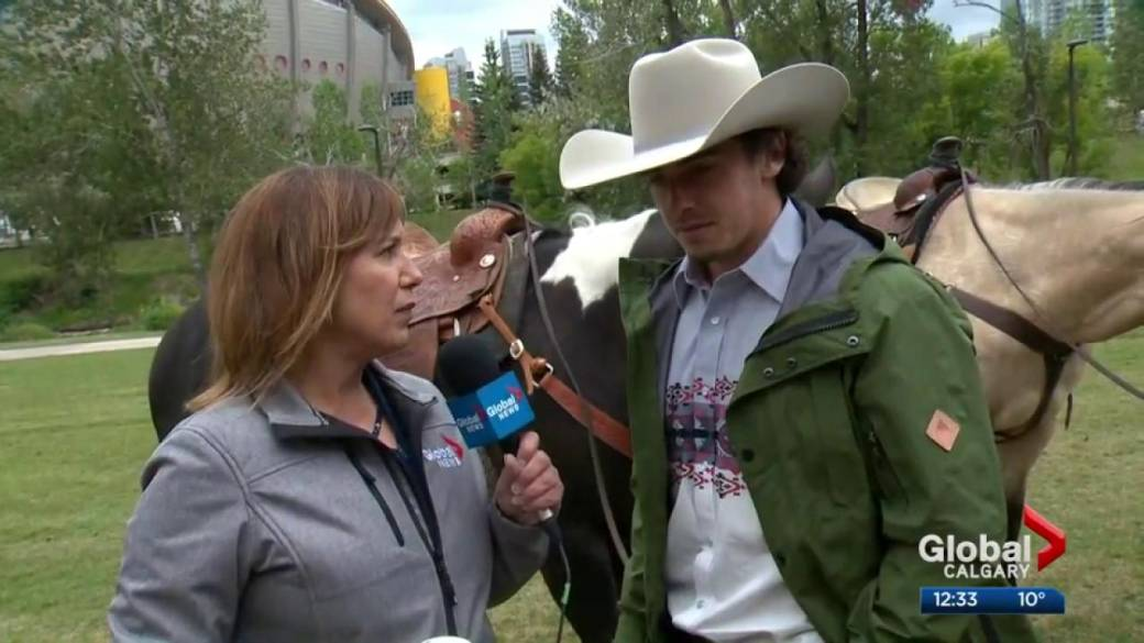 Olympic Medalist Mark Mcmorris Named 2018 Calgary Parade