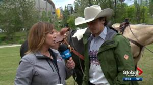 'I'm looking forward to it': Mark McMorris excited to be Calgary Stampede Parade Marshal