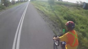 9-year-old boy bikes to Ottawa and raises thousands to help kids with autism