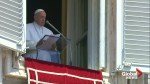 Pope Francis pays tribute to mothers around the world