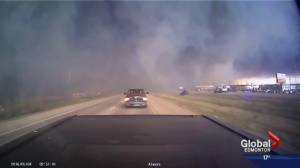Fort McMurray wildfire: battle against flames far from over