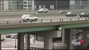 Gardiner Expressway and subway closures this weekend