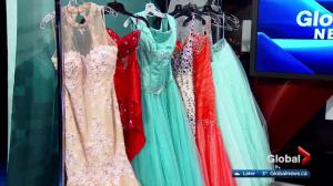 The Prom Project: Affordable graduation dresses for Alberta students
