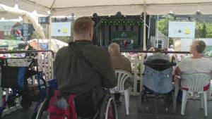 Halifax Jazz Festival on a roll with accessibility (01:55)