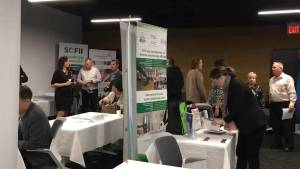 Peterborough's Venture North hosts event to help businesses get the money they need to succeed (01:25)