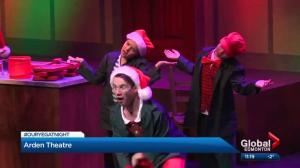 """Our YEG At Night: Preview of """"Elf the Musical Jr"""""""