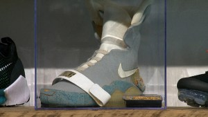 Back to the Future sneaker could fetch $90,000