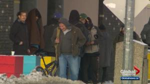 Fluctuating temperatures challenging for Edmonton's most vulnerable