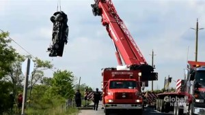 Body of 26 year-old man recovered after crash into Southern Ontario quarry