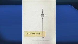 How the Calgary Tower came to be