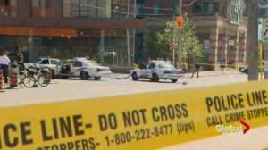 1 in custody after brazen daytime Distillery District shooting