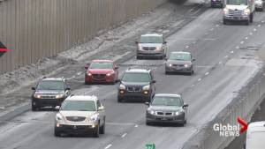 Cutting pollution from the Decarie Expressway