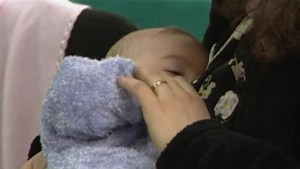 Breastfeeding premature babies, happy spouses study