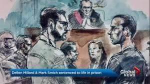 Consecutive life sentences for men convicted of killing Laura Babcock