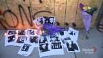 Makeshift memorial grows near Danforth shooting scene