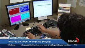 How to identify and confront workplace bullying