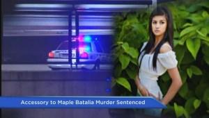 Reaction to Maple Batalia sentencing