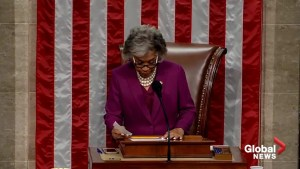 U.S. House passes bills that would end government shutdown, without wall funds