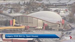 Calgary 2026 Olympic bid information session Thursday