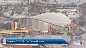 Calgary 2026 Olympic bid information session Thursday