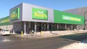 Kingston Food Basics store left unlocked on Family Day