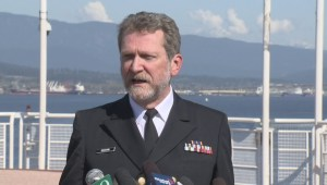 Presser: Coast Guard updates English Bay oil spill situation