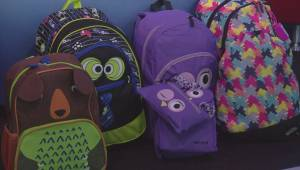 Finding the perfect backpack to head back to school in style (05:06)