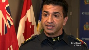 'There is no script': Winnipeg police on delivering tragic news