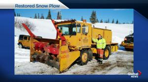 Winnipeg family's snow plow used in Hollywood movie