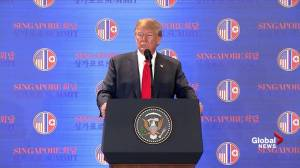 Trump-Kim summit: Sanctions will remain until denuclearization realized