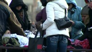 Blankets for the Homeless helps spread the warmth in Montreal