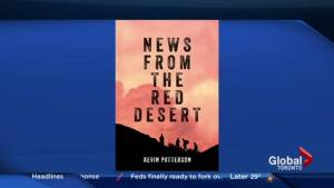 "Kevin Patterson's ""News From the Red Desert"" (03:17)"