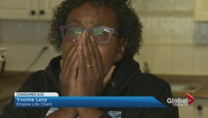 Grieving mother forced to battle insurance company