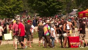 Fans ready to rock out at possibly last Rolling Stones concert in Canada (01:57)