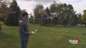 Fredericton entrepreneur taking to the sky to follow his dreams