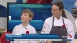 Trail Appliances Jr. Chef Challenge – Team #2 Thomas & Zuzana