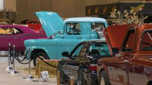 More than 250 vehicles on display at Piston Ring's World of Wheels