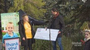 Calgary Children's Foundation donates over $250,000 to local kids charities