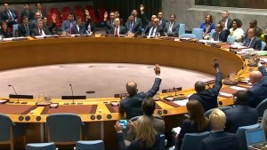U.N. Security Council unanimously steps up sanctions against North Korea