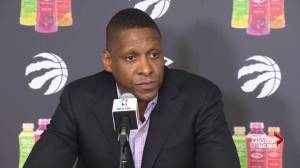 Ujiri: The time had come to move on from Dwane Casey as head coach