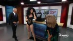 Tracey Bell brings some of showbiz' biggest divas to The Morning Show
