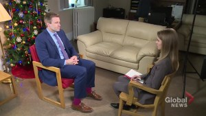 Former New Brunswick premier Brian Gallant reflects on 2018