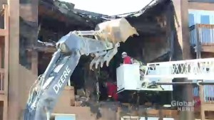 Officials comb through debris to find origin of fatal Dartmouth fire