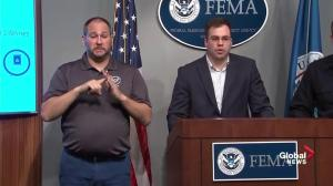 Hurricane Michael: FEMA says storm system moving 'rather quickly'