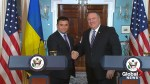 U.S. 'will never accept' Russia's annexation of Crimea: Pompeo